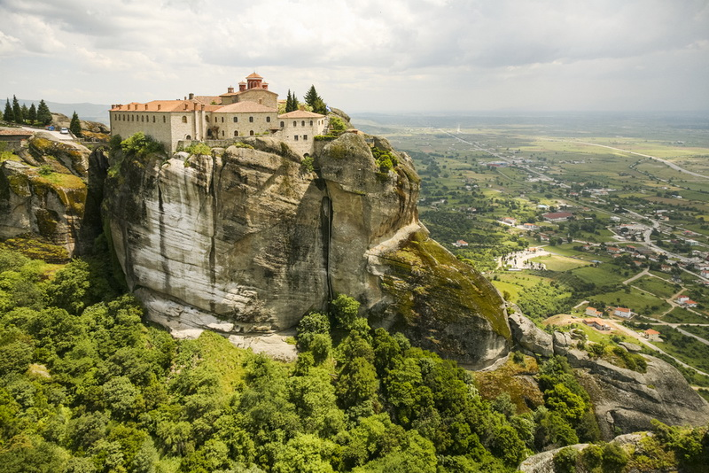 Thessaloniki to Meteora and Trikala - Private Day Trip