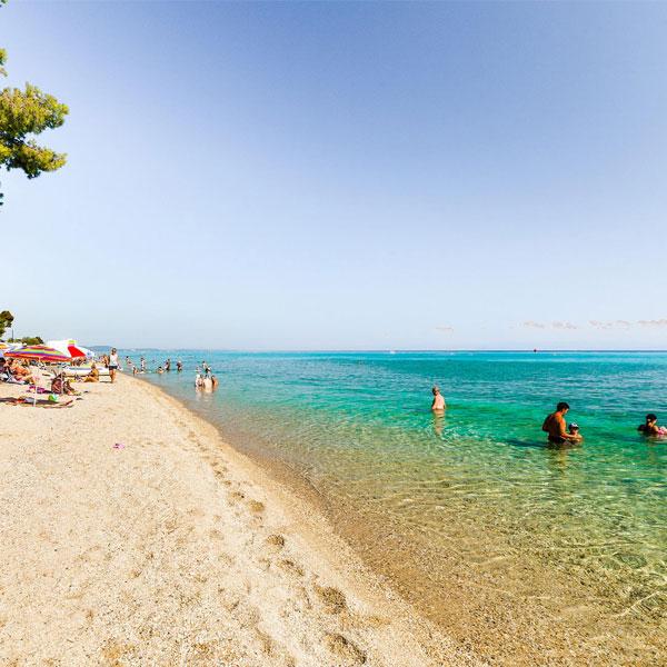 Thessaloniki to Hanioti - Halkidiki - Private Day Trip
