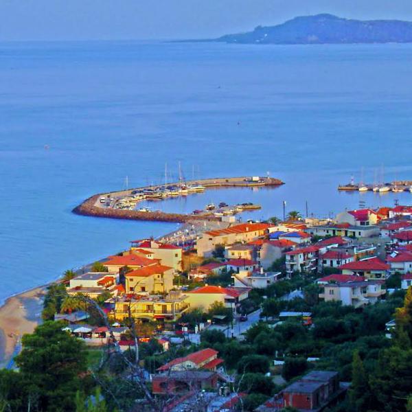Thessaloniki to Nea Skioni - Halkidiki - Private Day Trip