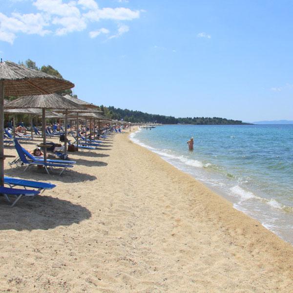 Thessaloniki to Neos Marmaras - Halkidiki - Private Day Trip