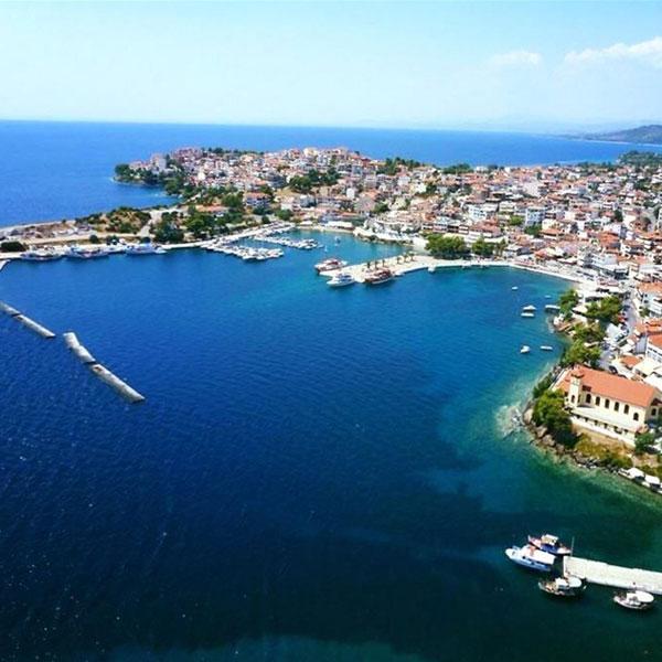 Thessaloniki to Neos Marmaras, Sithonia - Halkidiki - Private Day Trip