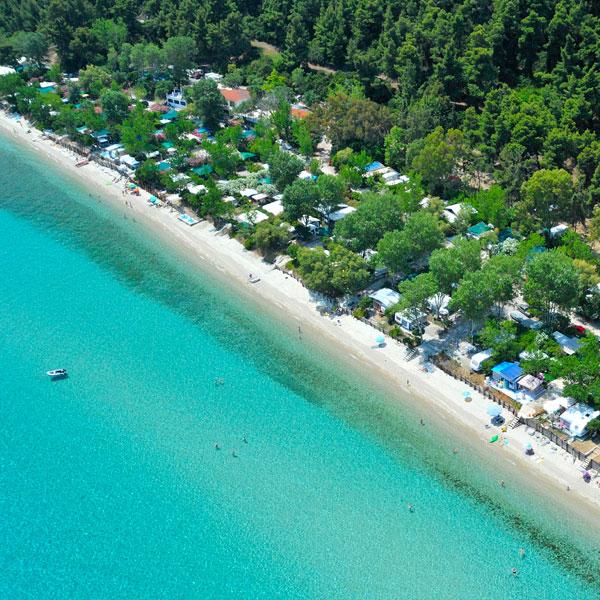 Thessaloniki to Kriopigi - Halkidiki - Private Day Trip