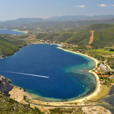 Thessaloniki to Porto Koufo - Halkidiki - Private Day Trip