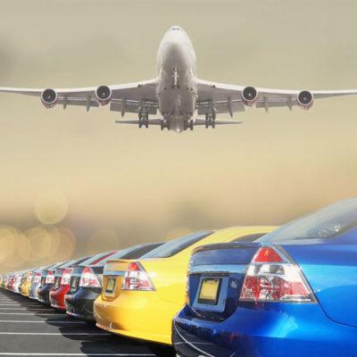Airport Parking Shop Image