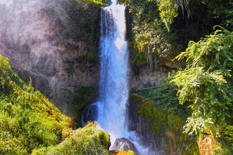 Edessa Waterfalls