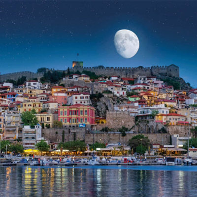 Kavala City, Daily Road Trips