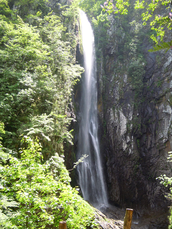 Livaditis Waterfalls