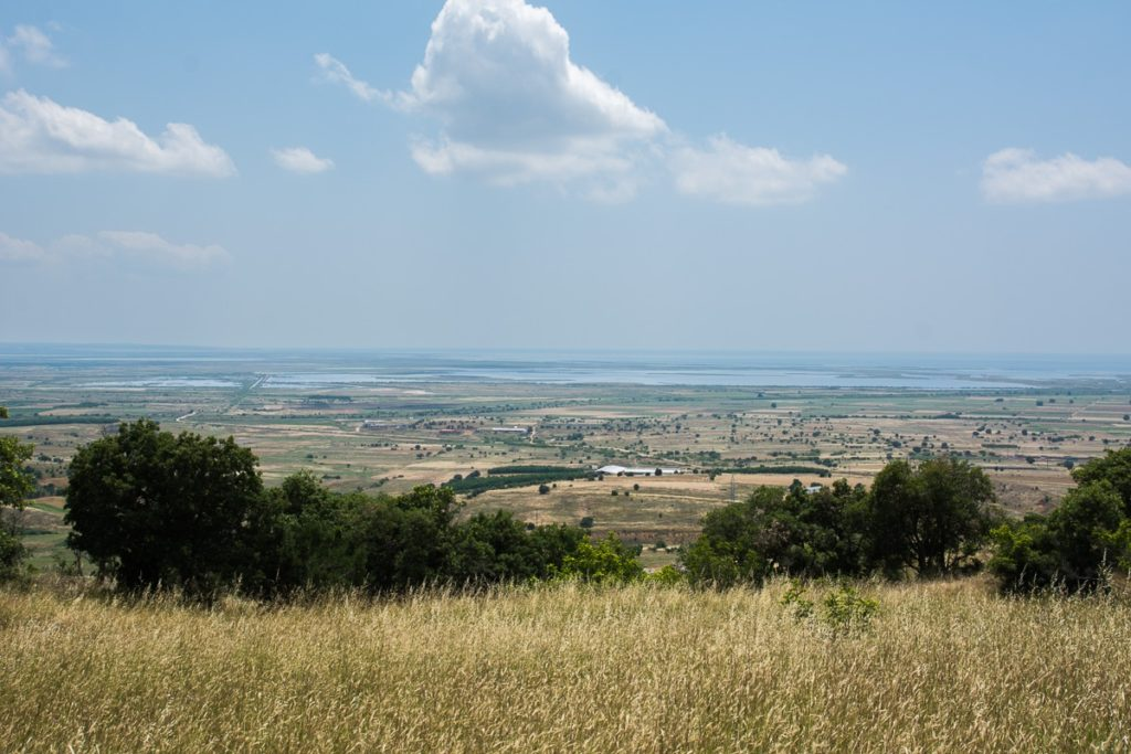 Thessaloniki to Evros Delta