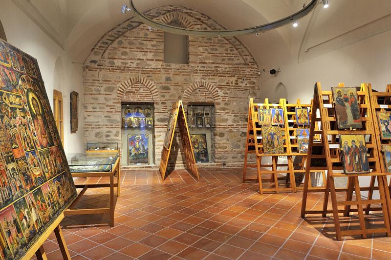 Ecclesiastical Museum Metropolis Maronias and Komotini