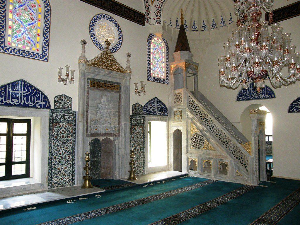 New Temenos Yeni Mosque