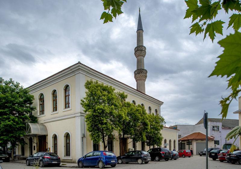 Old Temenos Eski Mosque