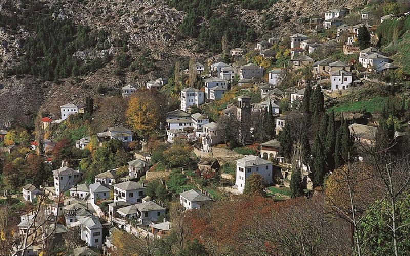 Makrinitsa, Pelion, Volos