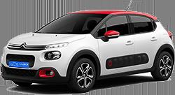 Eco-Motion Car Rental, Citroen C3