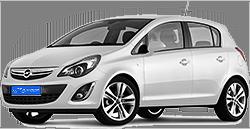 Eco-Motion Car Rental, Opel Corsa