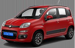 Eco-Motion Car Rental, Fiat Panda