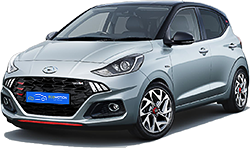 Eco-Motion Car Rental, Hyundai i10