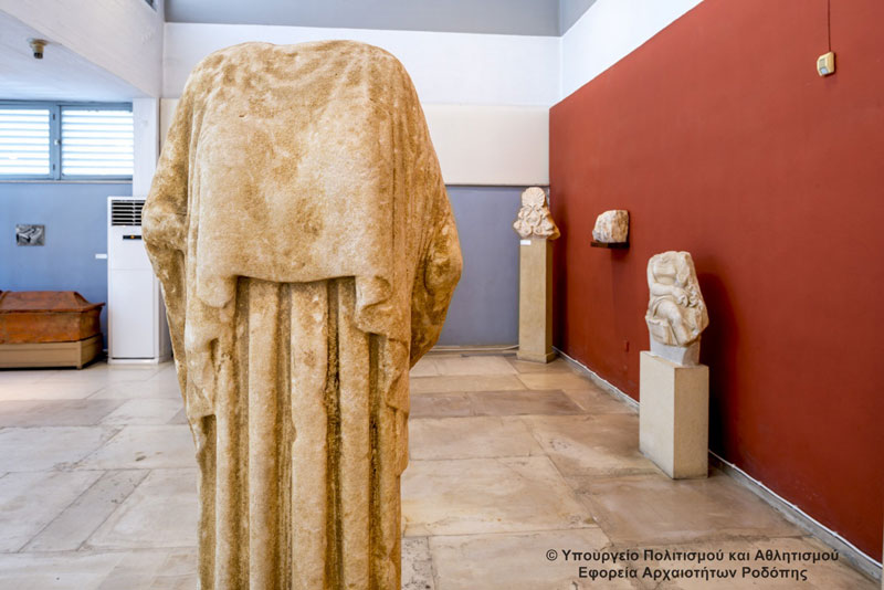 Komotini - Archaeological Museum of Komotini