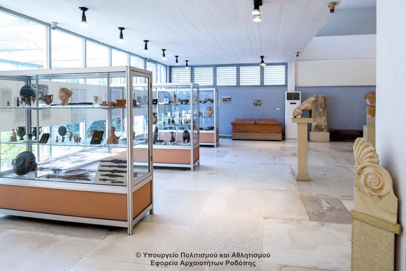 Archaeological Museum of Komotini