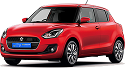 Eco-Motion Car Rental, Suzuki Swift