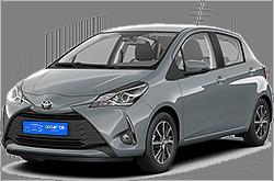 Eco-Motion Car Rental, Toyota Yaris