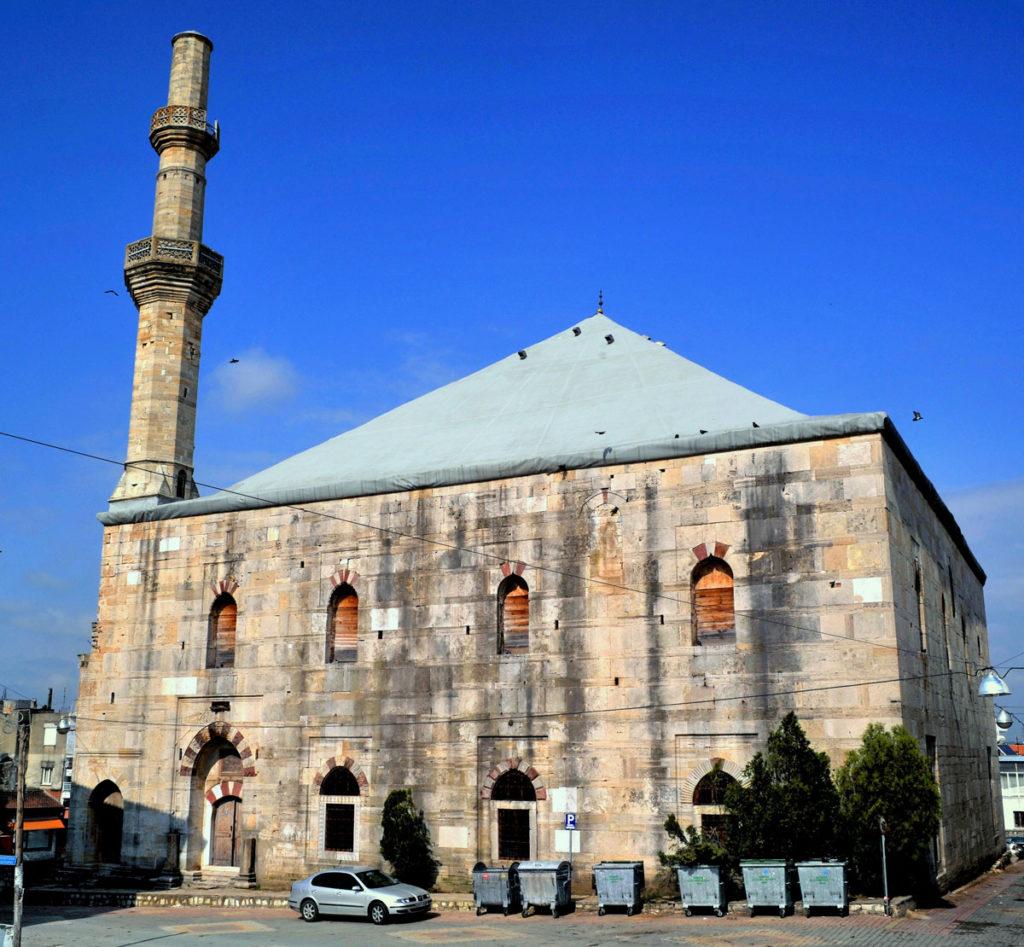 Bayezid Mosque Mehmed I Didymoteicho