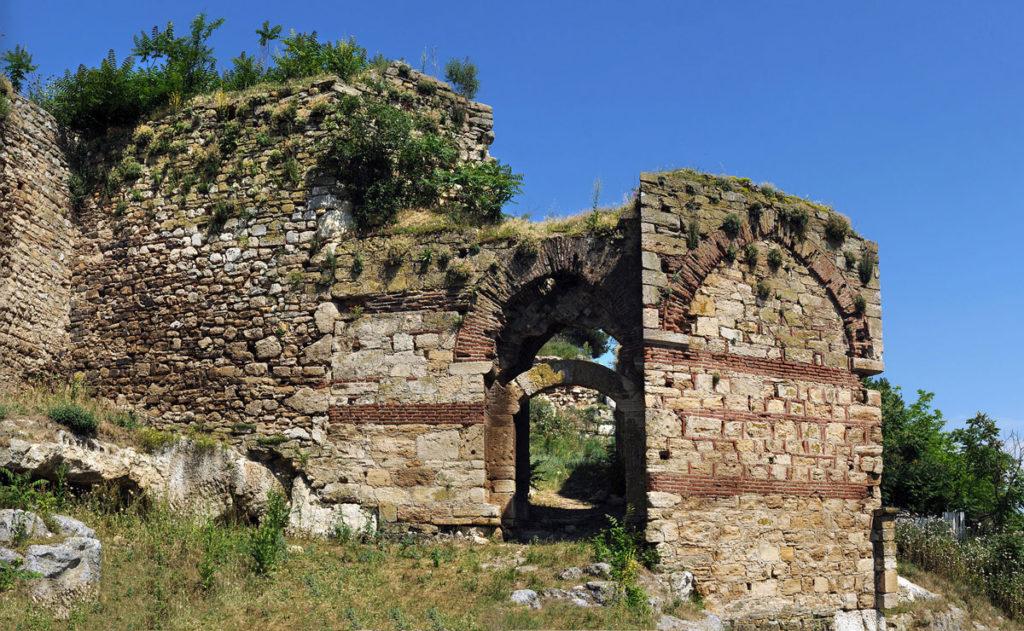 Gate Kalioporta Pylh Gefyras Kale Didymoteixo