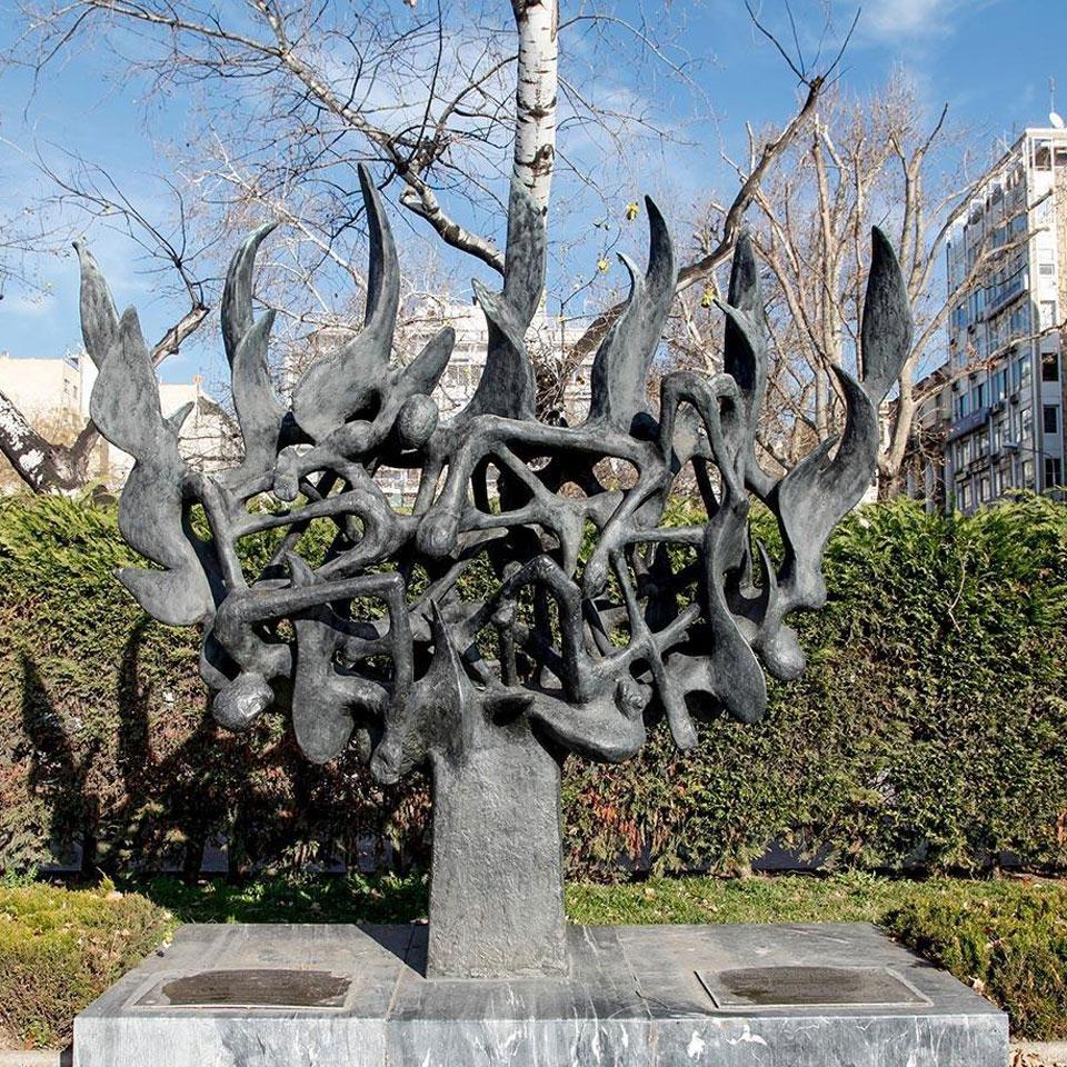 Holocaust Monument, Thessaloniki, Hello Thessaloniki