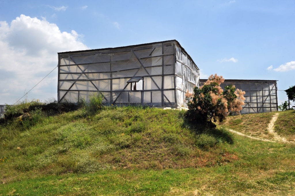 Tomb Roman Mikri Doksipara