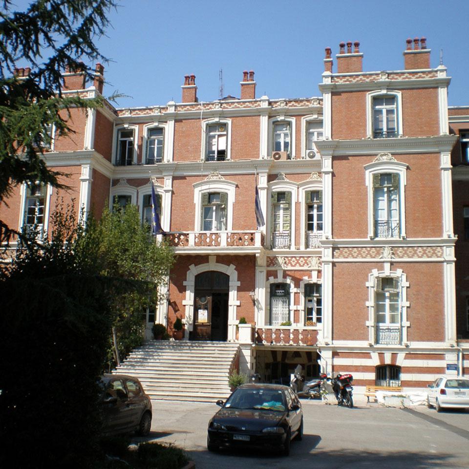 Villa Allatini, Thessaloniki, Hello Thessaloniki