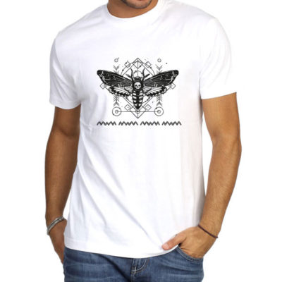Hello T-Shirt Design 2020-007, Butterfly Symbol