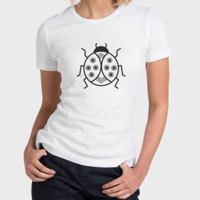 Hello T-Shirt Design 2020-2011, Beetle Symbol