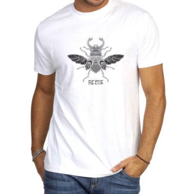 Hello T-Shirt Design 2020-2013, Beetle Symbol