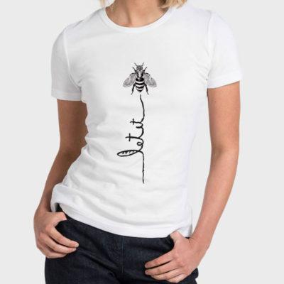 Hello T-Shirt Design 2020-2014, let It Bee