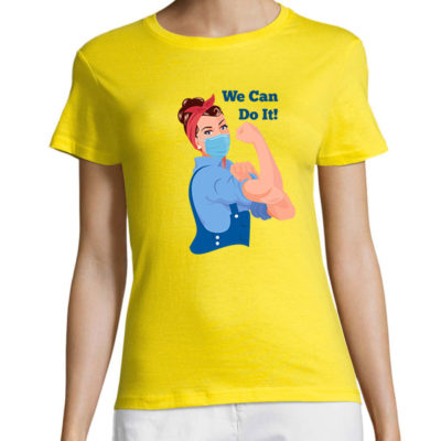 Hello T-Shirt Design 2020-2084, We Can Do It
