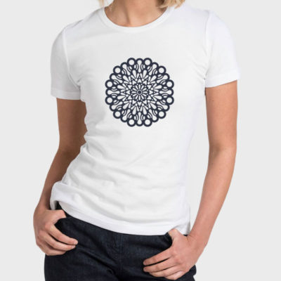 Hello T-Shirt Design 2020-2060, Mandala