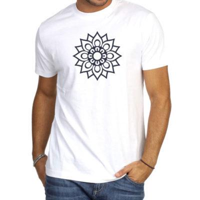 Hello T-Shirt Design 2020-2061, Mandala