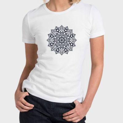 Hello T-Shirt Design 2020-2063, Mandala