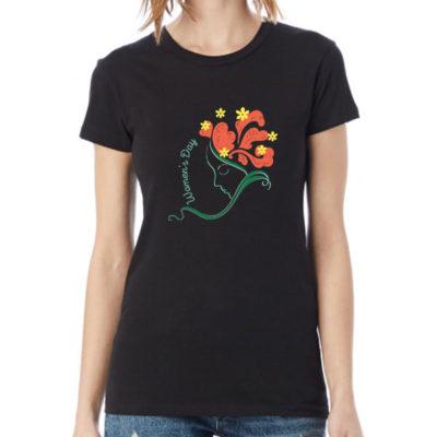 Women T-Shirt 2020-0004, Women's Day
