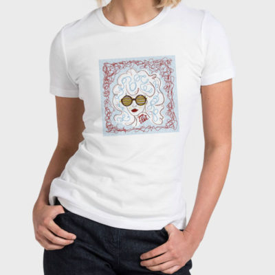 Women T-Shirt 2020-0008, Pop Star
