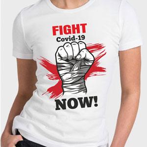 Corona Virus T-Shirts
