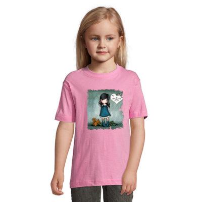Tshirt for girls, Gorjiuss With Heart 0002