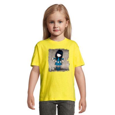 Tshirt for girls, Gorjiuss Playing 0004