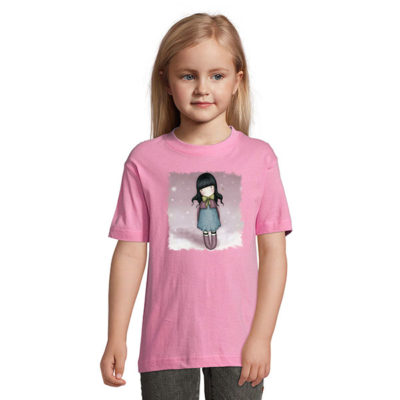 Tshirt for girls, Gorjiuss With Bow Tie 0007