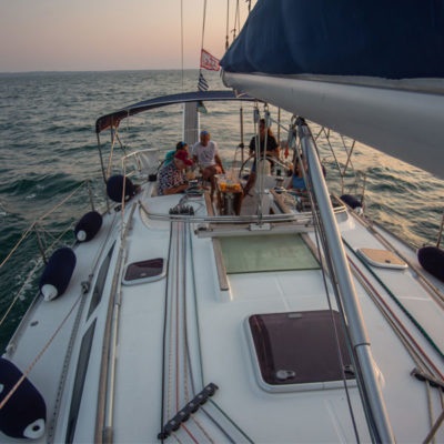 Sailing Cruise in Thessaloniki - 4 hours in Thermaikos Gulf