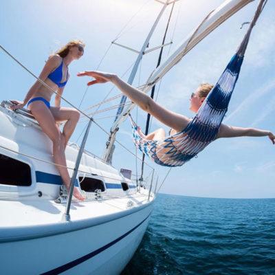 Sunset Cruise in Halkidiki on a Sailing Yacht