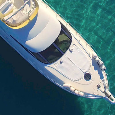 Daily Cruise in Kassandra of Halkidiki with VIP Motor Yacht