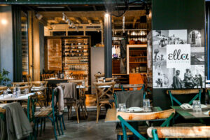 Ella Greek Cooking Restaurant, Athens
