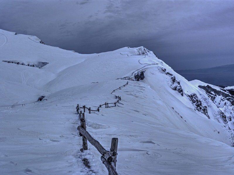 Falakro (Bald) Mountain