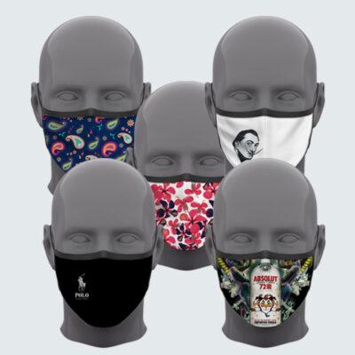 Μάσκες Προστασίας Hello Exclusive Design