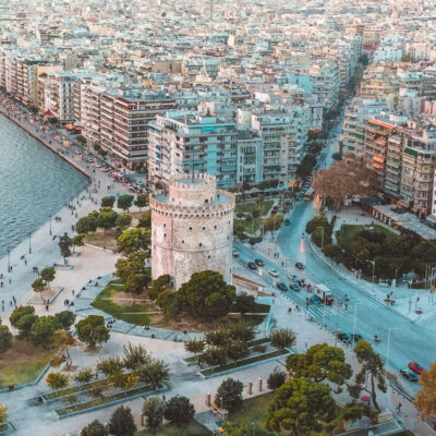 Thessaloniki Private Classic Sightseeing Tour with Driver